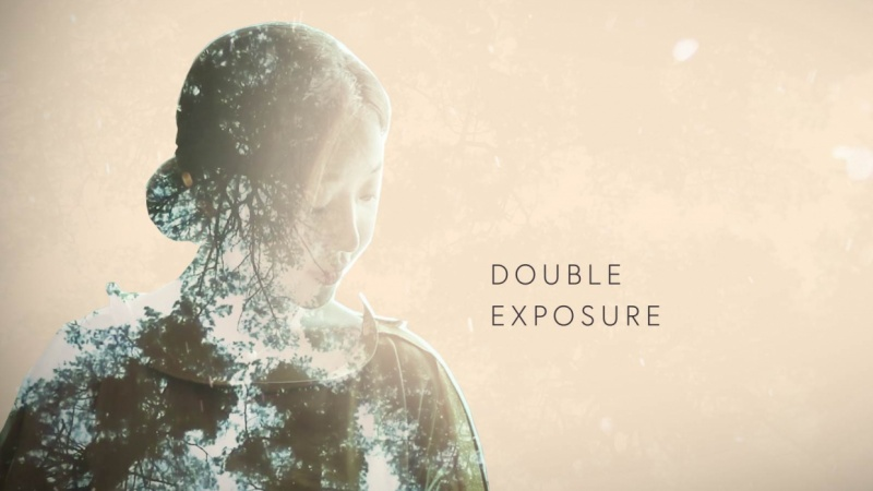 Animate a double exposure effect with Ashley