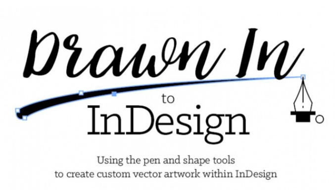 Learn to create custom vector artwork in InDesign with  Julia