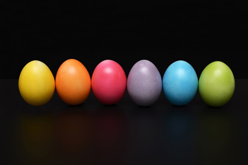 Different colors convey different moods, ideas, and associations ( image source )