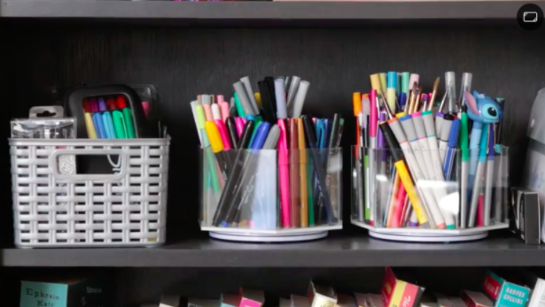 In the class  Getting Started: Organizing Your Art Supplies , Skillshare instructor Jessie Parker shares how to keep your art supplies organized so you can work more efficiently.