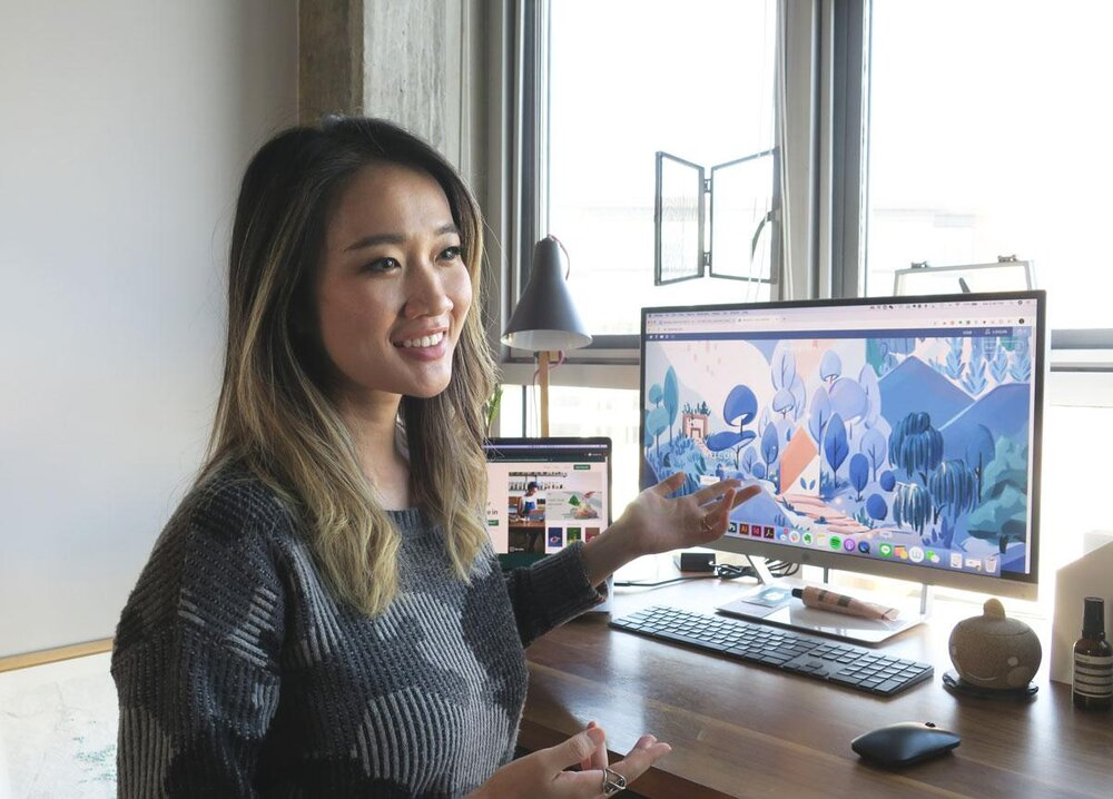 From Mimi Chao's Skillshare Original, Build Your Website with Shopify & Adobe Portfolio (And No Coding!)