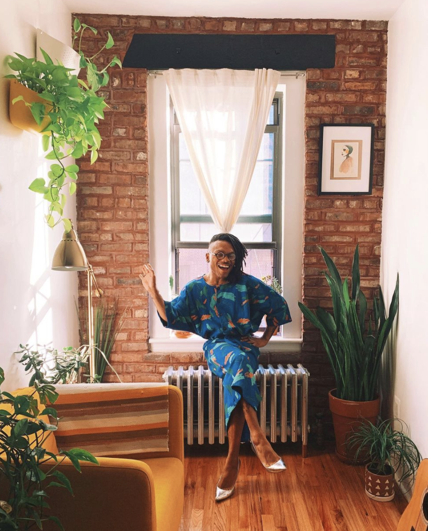 Skillshare instructor Christopher Griffin (also known as Plant Kween) has an apartment full of plants—and you can, too.