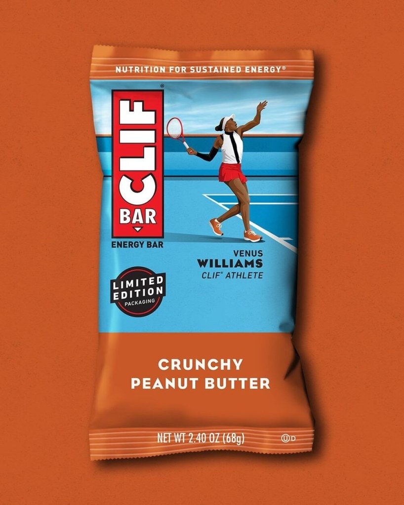 DKNG Clif Bar packaging