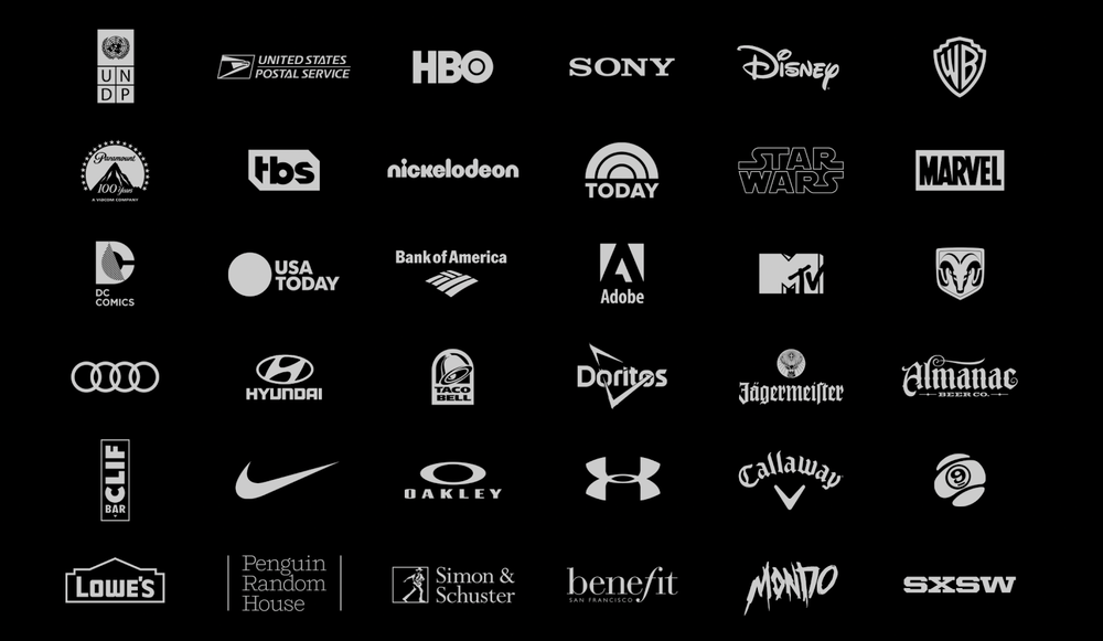 Some of DKNG's major clients