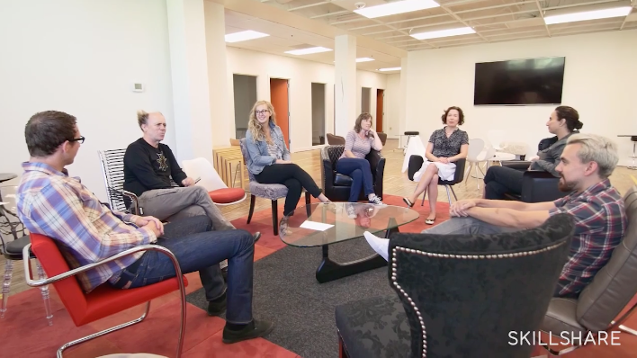 Skillshare instructor Stanley Hainsworth, former creative director at LEGO and Starbucks and founder of Tether, explains how to communicate with clients as a creative director.