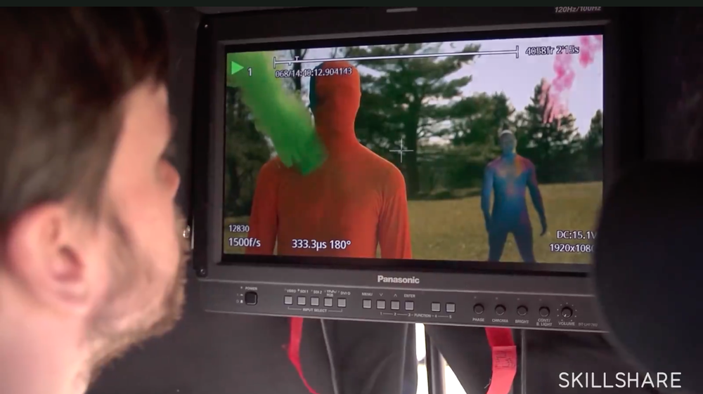 Skillshare instructor and filmmaker Paul Trillo explains the basics of creating visual effects with a green screen.