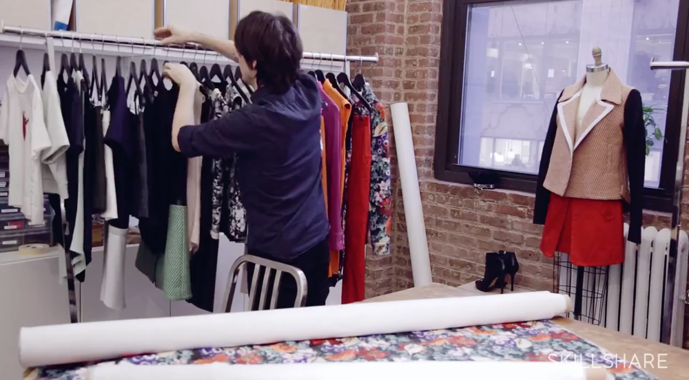 Skillshare instructor and creative director Daniel Vosovic speaks about defining your customer base and creating a fashion mood board.