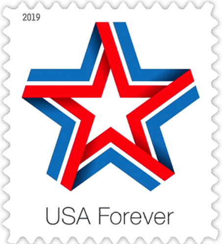 Draplin worked with USPS art director Greg Breeding to create his Forever Stamp design.
