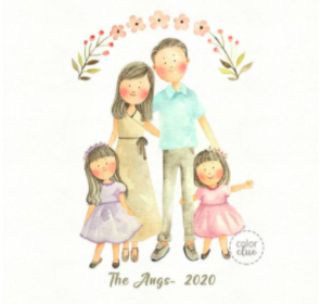 The Angs,  @colorclue