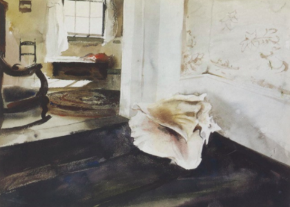 Conch Shell  by Andrew Wyeth
