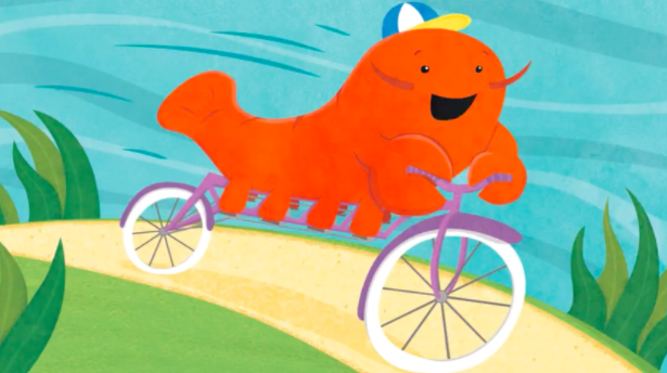 The most important part of children's book illustration is bringing joy to the page.