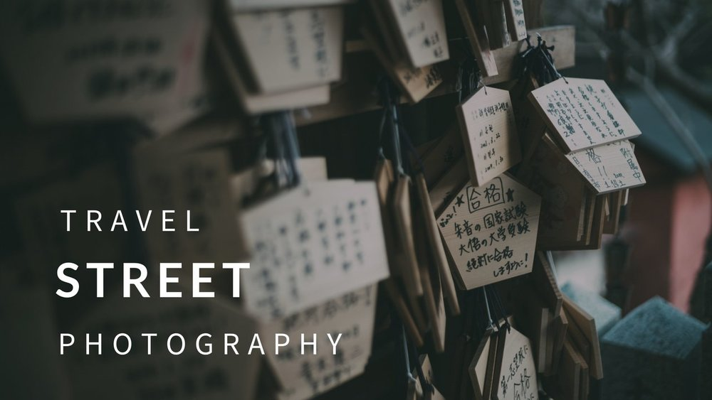Sean shows how to tell visual stories through street photography