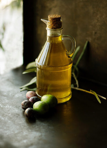 Choose the very best olive oil you can.