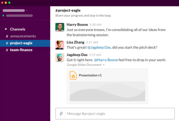 Chat, communicate, and even have some fun with Slack.
