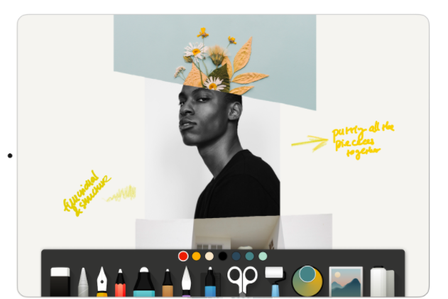 Paper is just one of WeTransfer's suite of products that help creative freelancers work better.