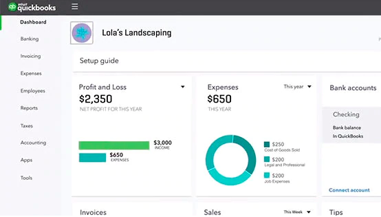 QuickBooks, one of the best apps for small business owners, can prepare you for tax season.