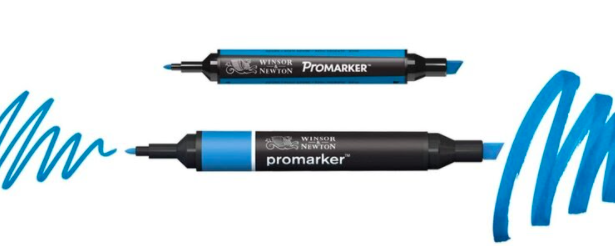 Winsor & Newton markers start at $5.99, making them an excellent and affordable choice for any artist.