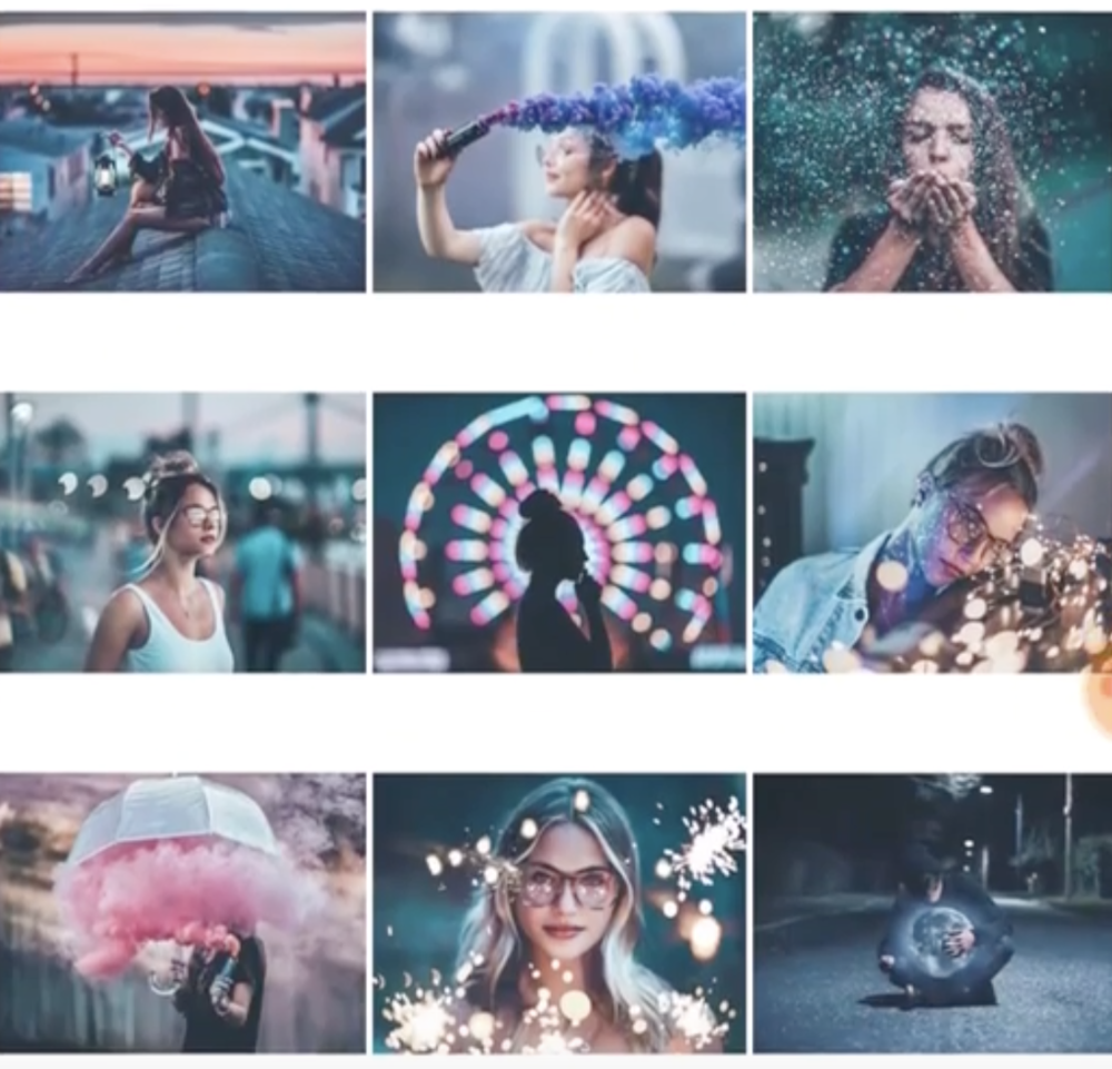 Becoming an Instagram content creator looks glamorous, but there's a lot of work behind the scenes.