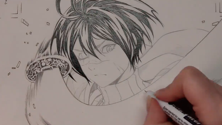 Before you know it, you'll be drawing your own anime characters!