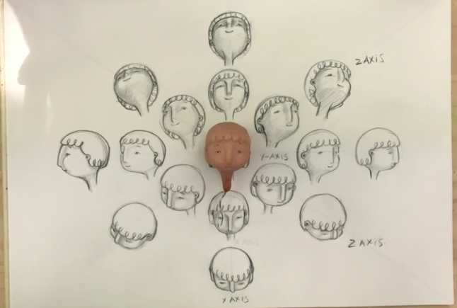 Open up new possibilities for your anime drawings by learning to draw heads from any angle.