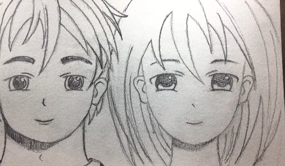 Learn how to draw anime characters in this step-by-step guide.