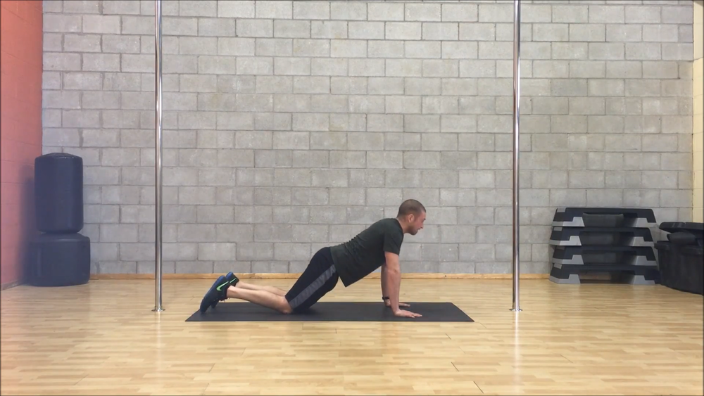 Get your blood flowing with a quick, no-equipment-needed workout.