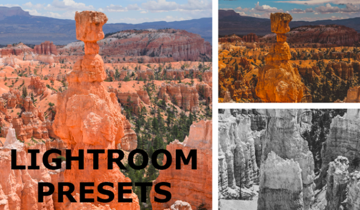 Myk  will help students navigate Adobe Lightroom Presets.