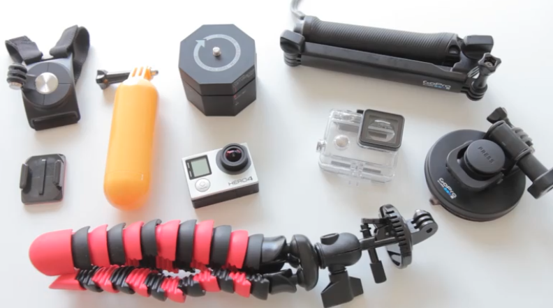 Action cameras are lightweight and durable, making them ideal for action shoots.