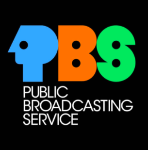 Herb Lubalin and Ernie Smith designed this logo for PBS in 1971. | Retro Design Mega Guide by Skillshare