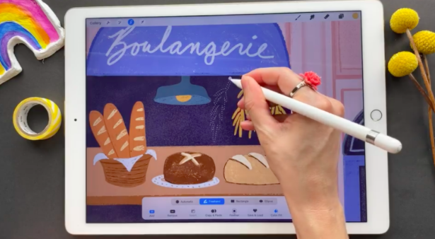 Procreate 5X new features include new filters, updated color capabilities, text gestures, and much more.