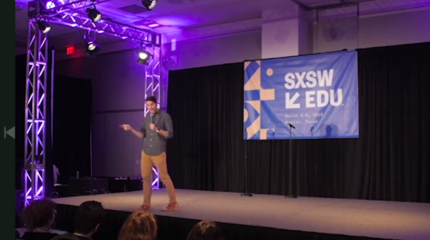 Comedian Esteban Gast shares lessons from his creative experience.