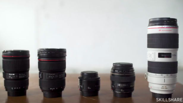 Learn more about lens options, uses, and anatomy in Justin Bridges's Skillshare class,  DSLR Photography II: Understanding Lenses, Focal Length & Shooting .