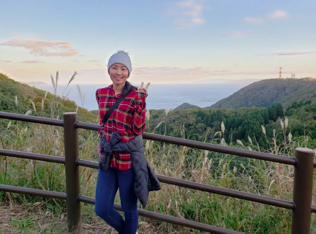 Take it from travel expert  Kimberley Chiu : Traveling alone doesn't have to be lonely.
