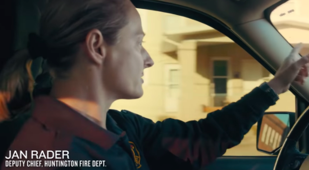 """In """"Heroin(e),"""" Sheldon's most acclaimed film to date, a small-town fire chief gives a tour of the devastating toll opioid use has taken on her town."""