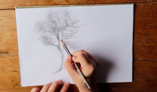Practice a variety of shading techniques to find your favorite.
