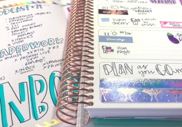 Paper planners come in all shapes, sizes, and styles.