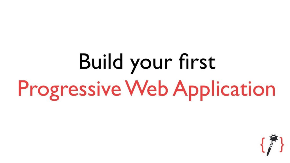Turn an app into a Progressive Web Application with Dmitri