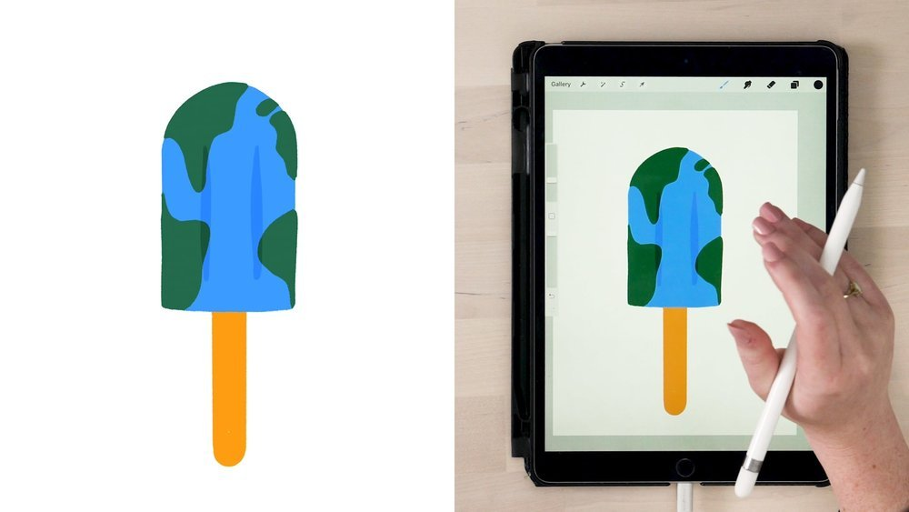 Image source: Animation for Illustration: Creating GIFs with Procreate & After Effects with Heather Seidel