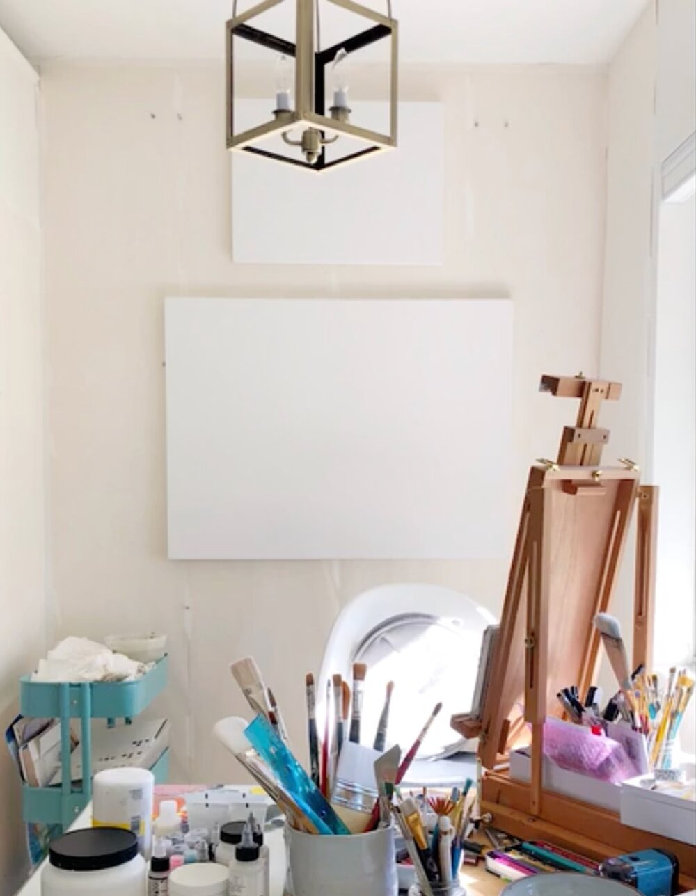 In a few simple steps, you'll have your own studio set up.