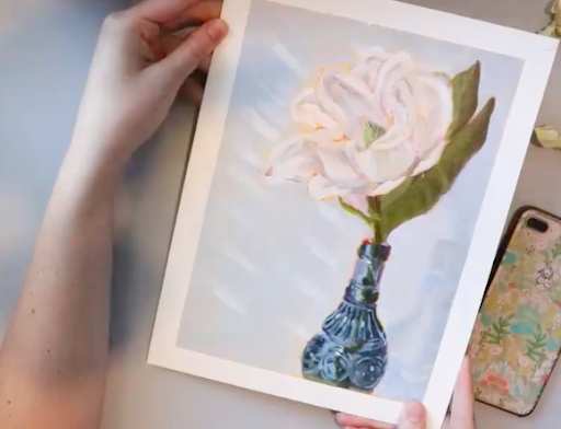 This magnolia would look beautiful in any home.