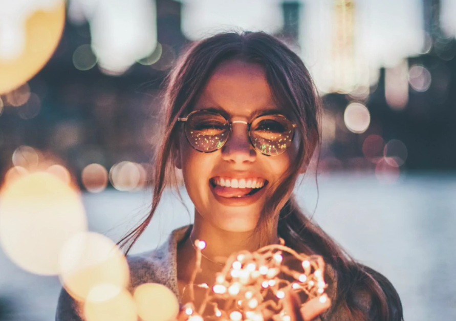 Sample still from photographer Brandon Woelfel's Skillshare course on shooting Instagram-worthy photos.