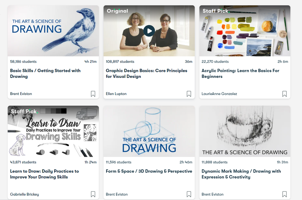 Join the Skillshare instructor community and start teaching your skills to others for cash.