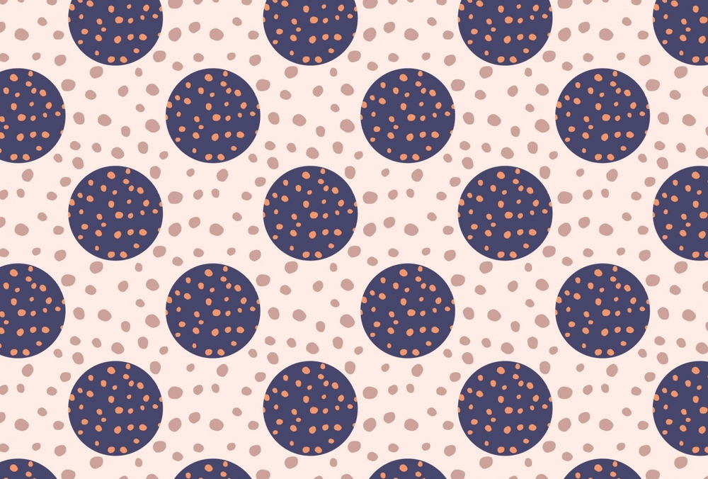 Student work by Ineta Karavaičuka for  Illustrator for Lunch - Pattern in a Pattern - Achieving the Impossible in Illustrator