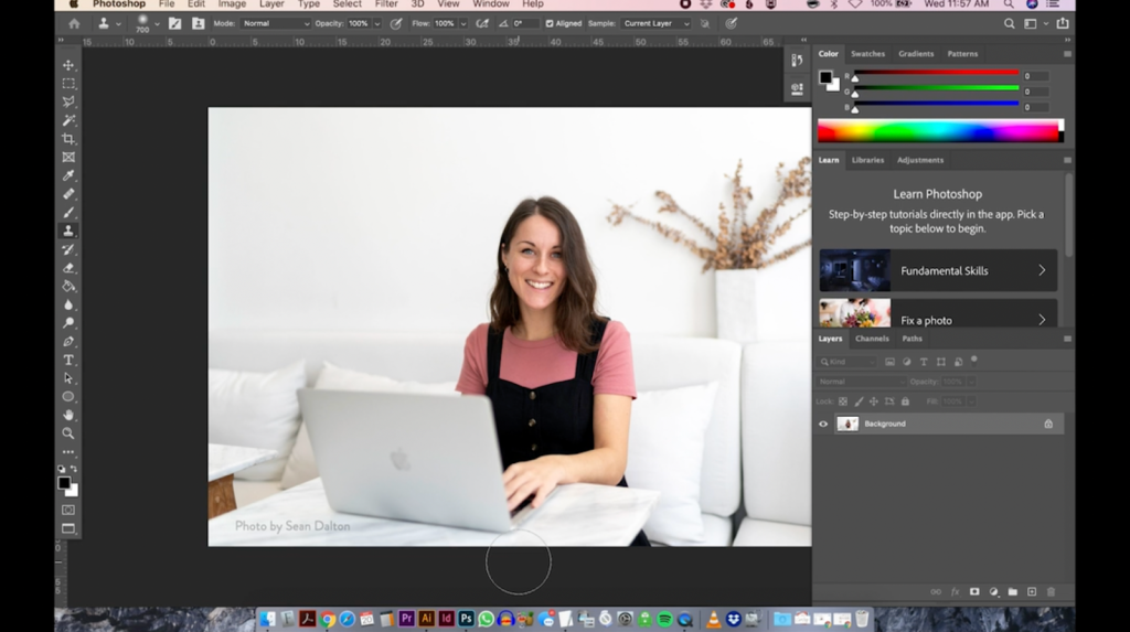 photoshop editing in photography classes on skillshare
