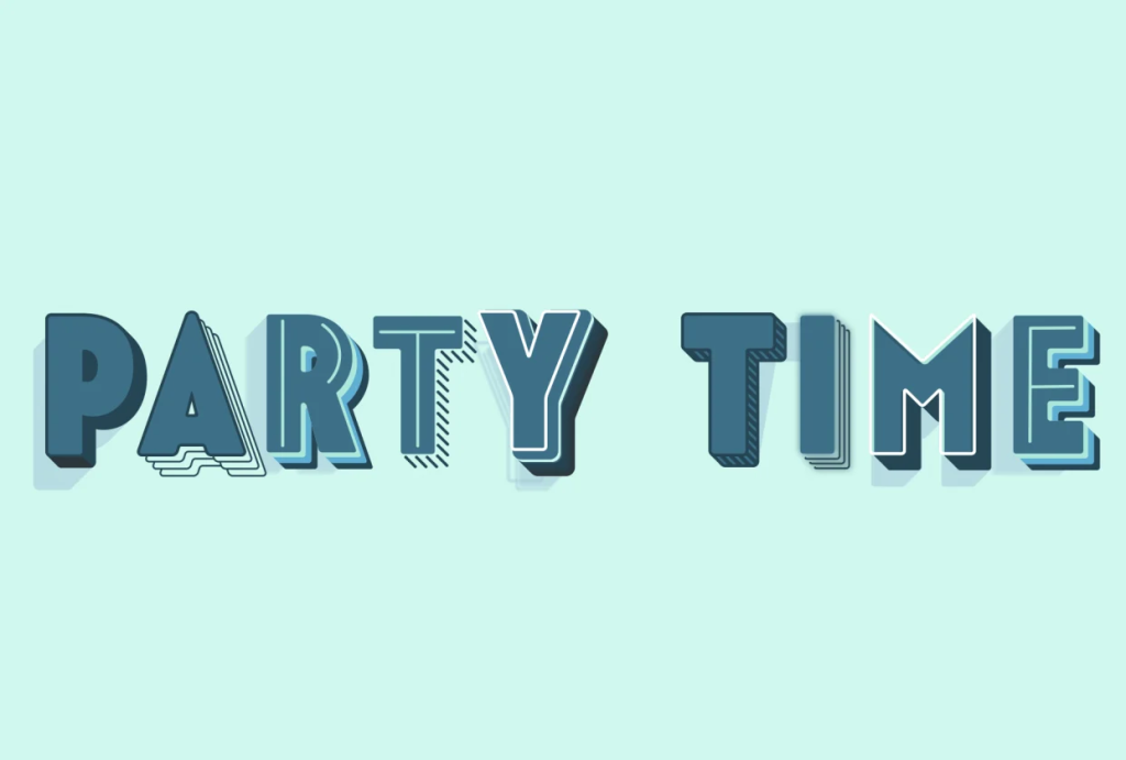 party time type